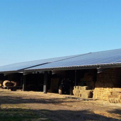 26,3 MWc de toitures photovoltaïques réalisés par Ecogreen Developpement et Apex Energies